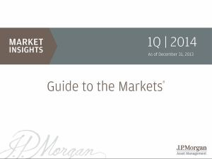 JPMorgan Guide to the Markets 2013-12-31