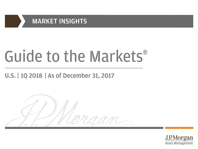 J.P. Morgan Guide to the Markets| Q1 2018